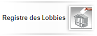 Registre des lobbies
